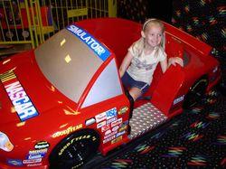 NASCARride