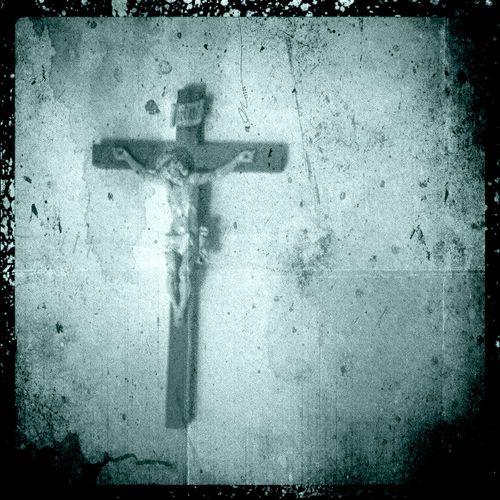 CrucifixB&W