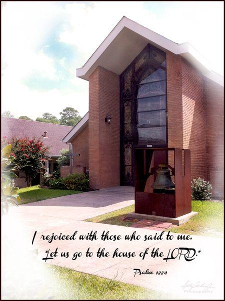 ChurchyardLetUSGoTotheHouseoftheLord