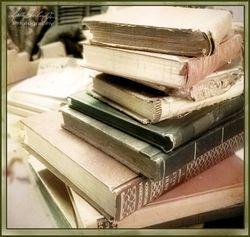 OldbooksbyKKlesson1greenframestroked