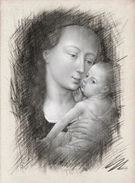 Mother&Childsketch