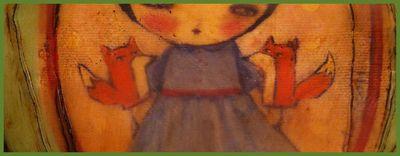 Foxglovesdetail